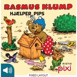 Rasmus Klump hjælper Pips