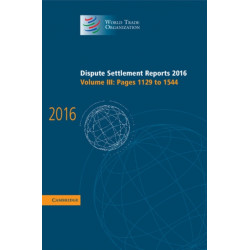 Dispute Settlement Reports 2016: Volume 3, Pages 1129 to 1544