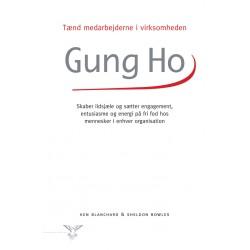 Gung Ho: Tænd medarbejderne i virksomheden
