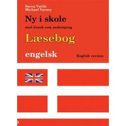 Ny i skole med dansk som andetsprog - Læsebog - engelsk tekst