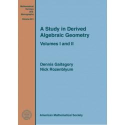 A Study in Derived Algebraic Geometry: Volumes I and II