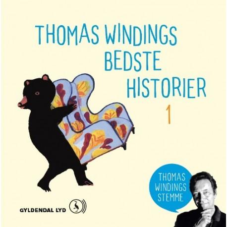 Thomas Windings bedste historier 1: Udvalgte historier fra Den store Thomas Winding