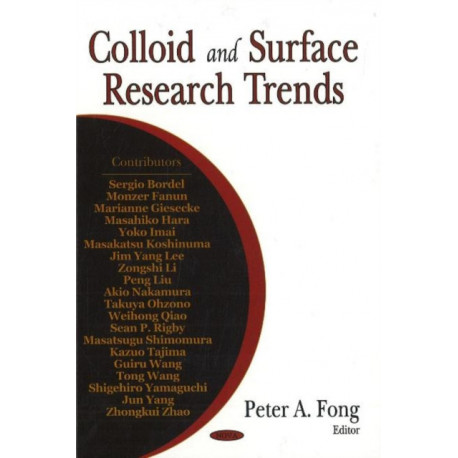 Colloid & Surface Research Trends
