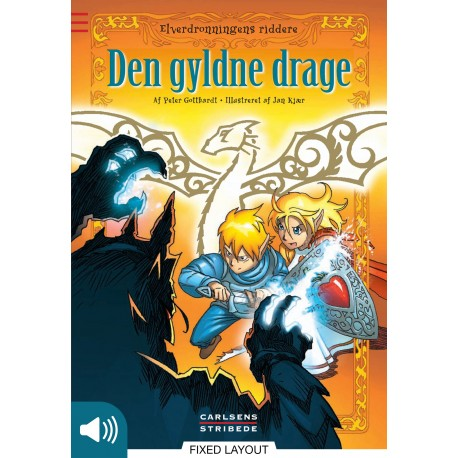 Elverdronningens riddere 8: Den gyldne drage