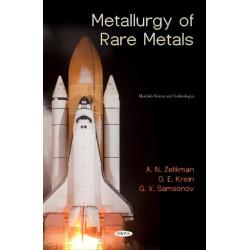 Metallurgy of Rare Metals
