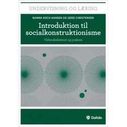 Introduktion til socialkonstruktionisme: Videnskabsteori og praksis
