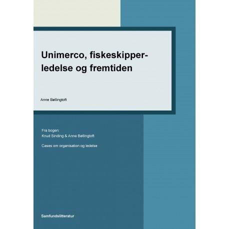 Unimerco, fiskerskipperledelse og fremtiden