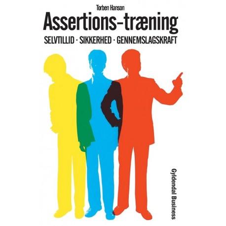 Assertions-træning: selvtillid, sikkerhed, gennemslagskraft