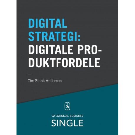 10 digitale strategier - Digitale produktfordele: The Internet of Things