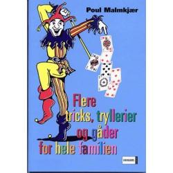 Flere tricks, tryllerier, gåder og sjov