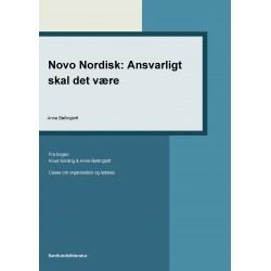 Novo Nordisk: ansvarligt skal det være