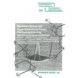 Mathematisierung Der Einzelwissenschaften: Biologie, Chemie, Erdwissenschaften ...