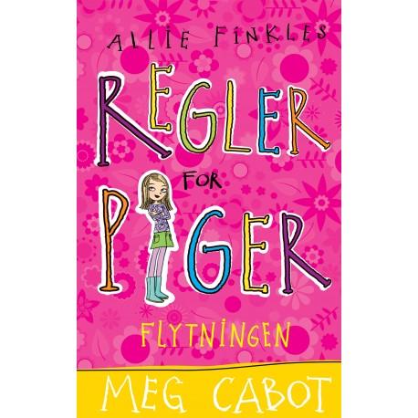 Allie Finkles regler for piger 1: Flytningen
