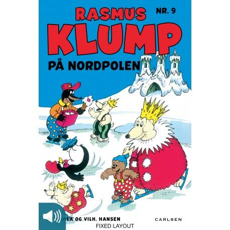 Rasmus Klump på Nordpolen