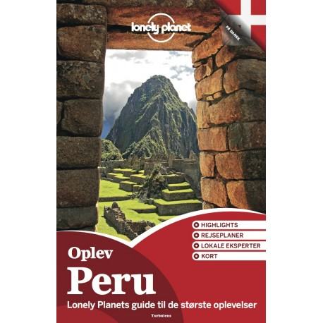 Oplev Peru (Lonely Planet)