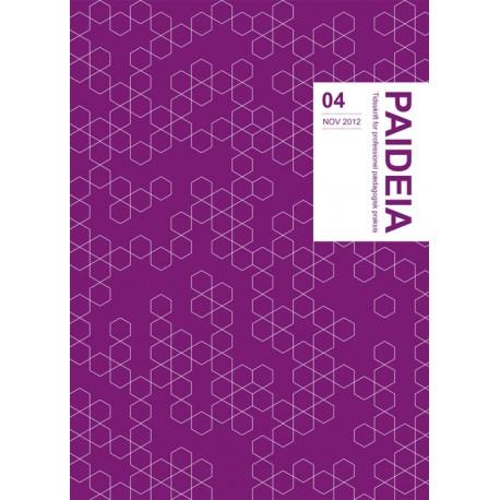 """Kvalitet i dagtilbudet - hva sier barna : Artikel fra tidsskriftet """"Paideia 04 - november 2012"""""""