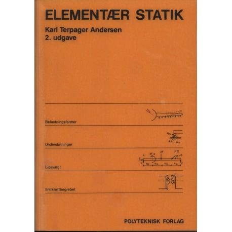 Elementær statik