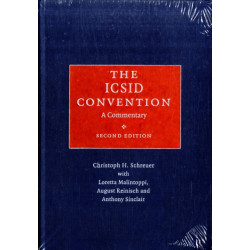 The ICSID Convention: A Commentary