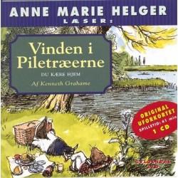 Anne Marie Helger læser Vinden i Piletræerne, 3: Du kære hjem