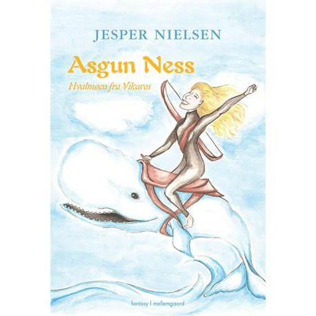 Asgun Ness Hvalmøen fra Vikaros