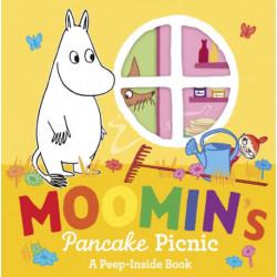 Moomin's Pancake Picnic Peep-Inside