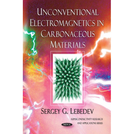 Unconventional Electromagnetics in Carbonaceous Materials