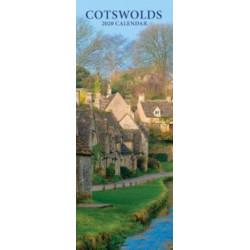 Cotswolds slim calendar - 2020