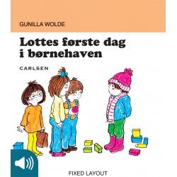 Lottes første dag i børnehaven (9)
