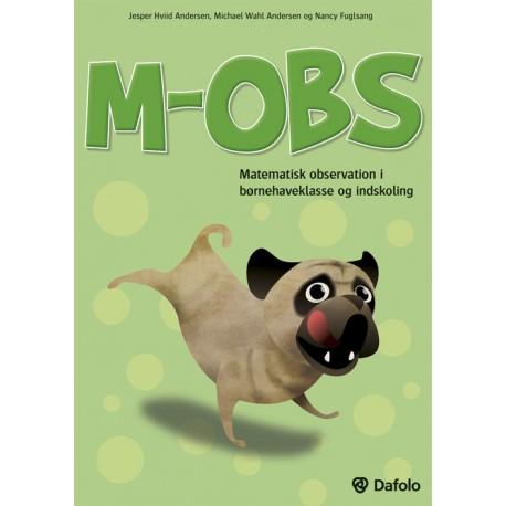 M-OBS: Matematisk observation i børnehaveklasse og indskoling