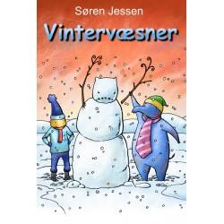 Vintervæsner: Historier fra Smørhullet