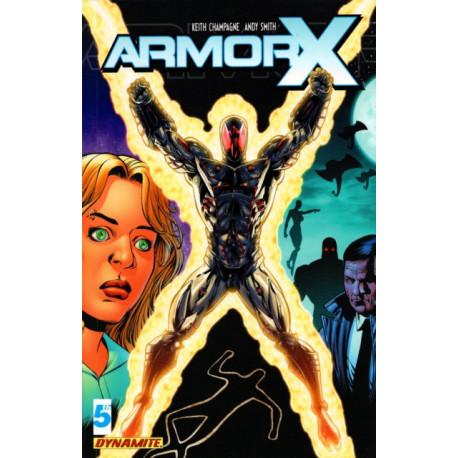 Armor X