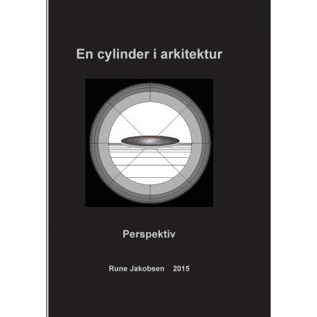 En cylinder i arkitektur: perspektiv