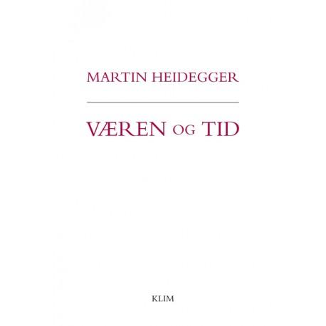 Væren og tid: (2. udg.)