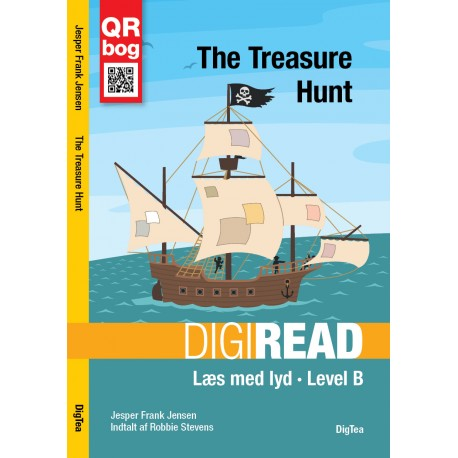 The Treasure Hunt - DigiRead: Læs med lyd