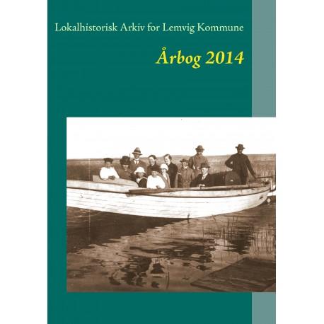 Lemvig arkivernes årbog 2014