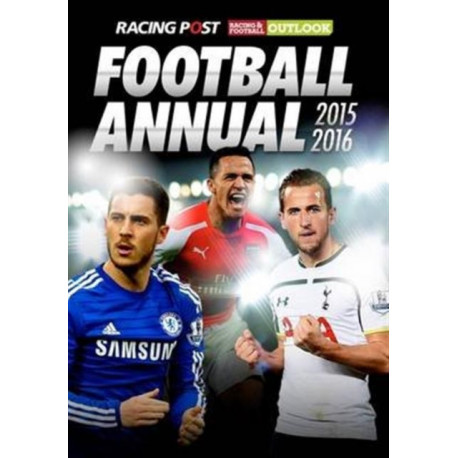 Racing Post / RFO Football Annual 2015-2016