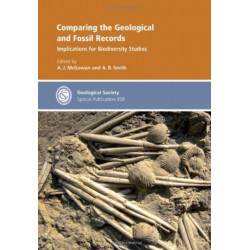Comparing the Geological and Fossil Records: Implications for Biodiversity Studies