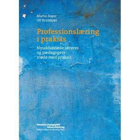 Professionslæring i praksis: Nyuddannede læreres og pædagogers møde med praksis