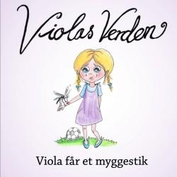 Viola får et myggestik