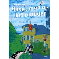 Huset med de blå vinduer: En erindringsroman