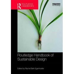 Routledge Handbook of Sustainable Design