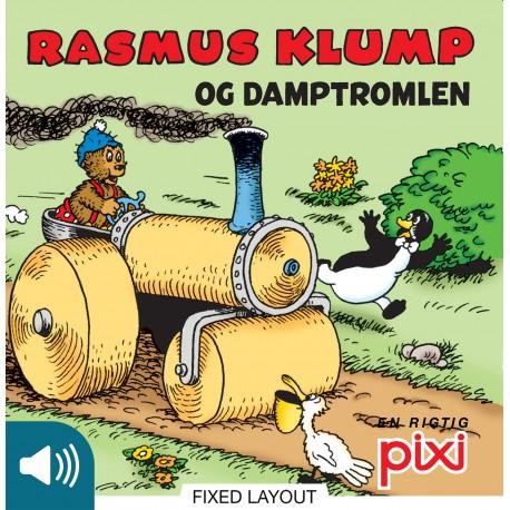 Rasmus Klump og damptromlen