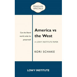 America vs the West: Can the liberal world order be preserved?