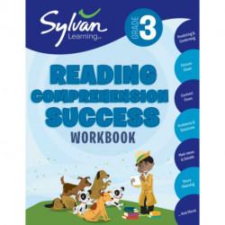 Third Grade Reading Comprehension Success (Sylvan Workbooks)
