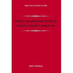 Studien zum dänischen Strafrecht: Studies in Danish Criminal Law