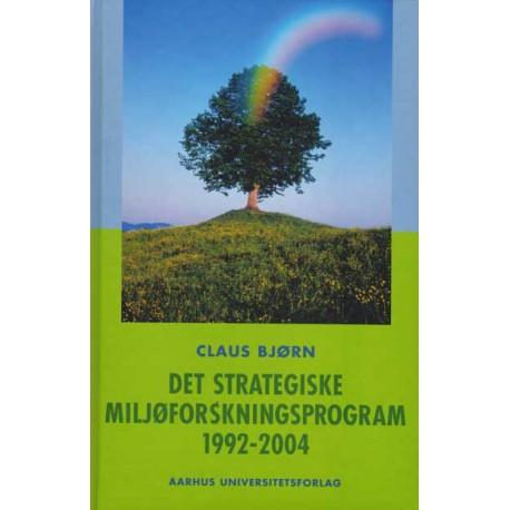 Det strategiske Miljøforskningsprogram 1992-2004