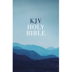 KJV, Value Outreach Bible, Paperback: Holy Bible, King James Version