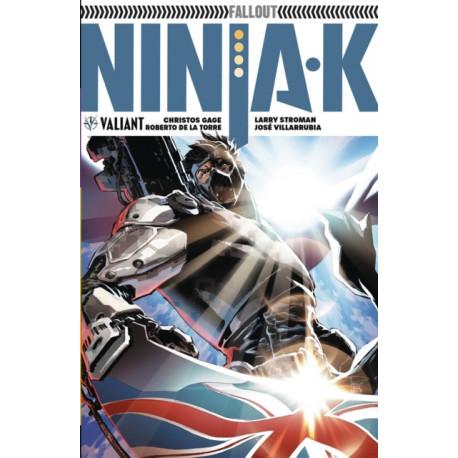 Ninja-K Volume 3: Fallout