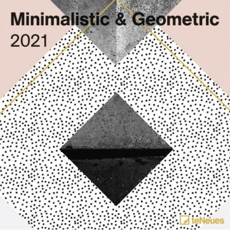 MINIMALISTIC GEOMETRIC 30 X 30 GRID CALE