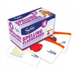 Kindergarten Spelling Flashcards